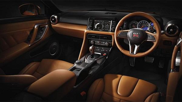 รีวิวภายใน Nissan GT-R 2018 (R35)