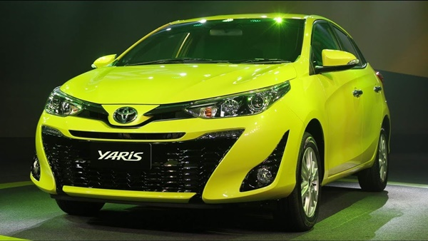 ALL-NEW TOYOTA YARIS 2018