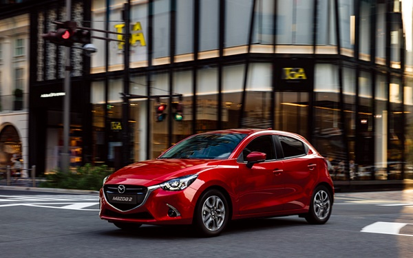 ALL-NEW MAZDA 2 DIESEL 2018