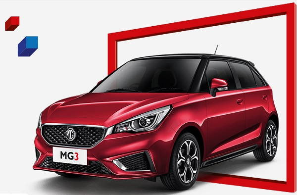 ALL NEW MG3 HATCHBACK