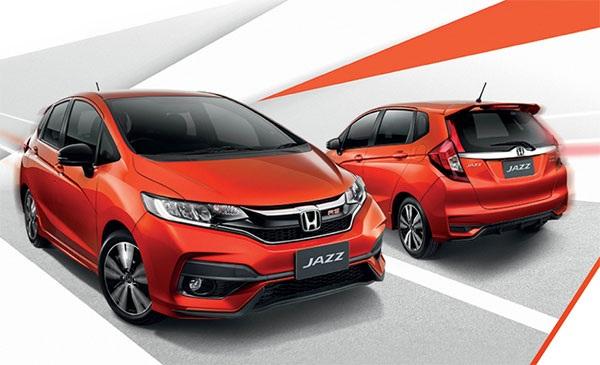 Honda Jazz รถที่พร้อมในการขับขี่ทั้งสมรรถนะและการออกแบบอย่างลงตัว