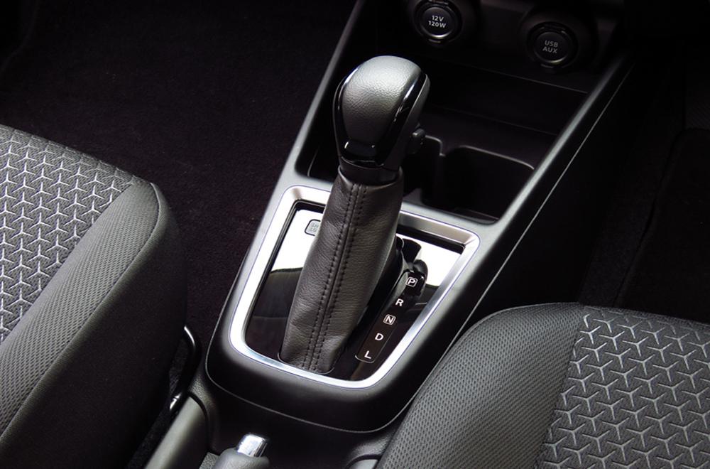 Suzuki Swift 2018 ส่งกำลังด้วยระบบเกียร์อัตโนมัติ CVT รองรับน้ำมัน E20