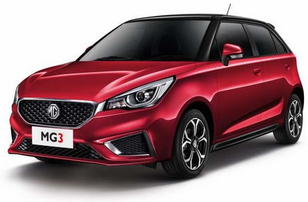 ALL NEW MG3