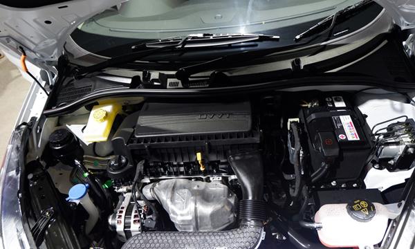เครื่องยนต์ DOHC VTi-TECH ขนาด 1.5 ลิตร