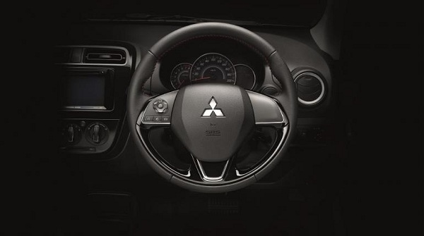 Mitsubishi Attrage Limited Edition MY 2018