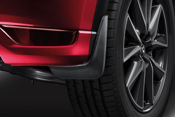 การใส่บังโคลนหน้า-หลัง Mazda XC-5 2018