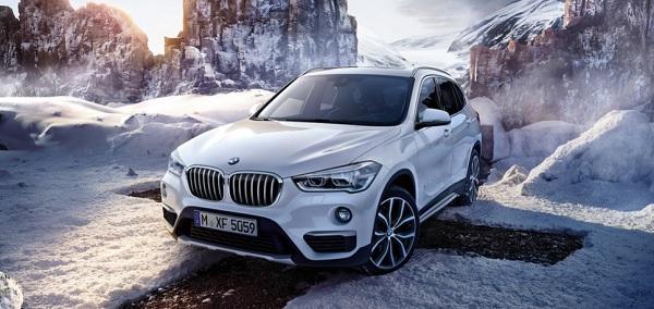 รูปลักษณ์ภายนอกของ BMW X1