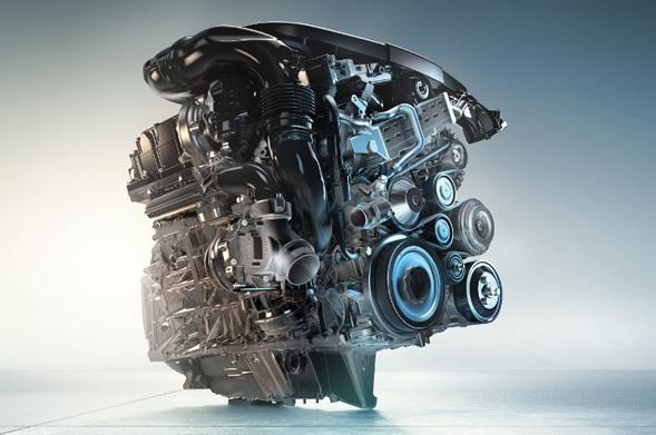 เครื่องยนต์ BMW TwinPower Turbo