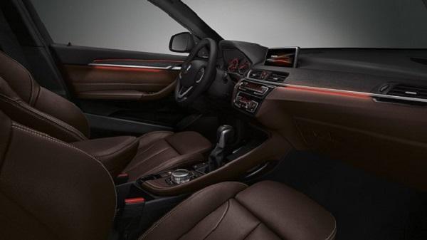ภายในห้องโดยสารของ BMW X1 โดดเด่นล้ำสมัยด้วยวัสดุระดับพรีเมี่ยม