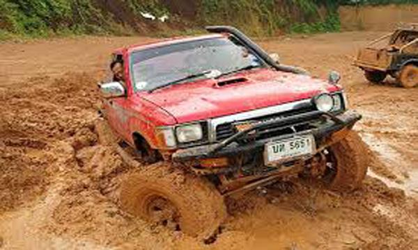รถขับเคลื่อน 4 ล้อ แบบ 4WD