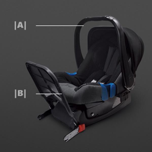 Child Seat ที่นั่งสำหรับเด็กอายุ 4 ปี