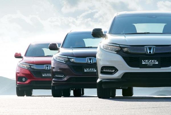 รีวิว Honda HR-V Minorchange 2018 หลังปรับโฉมเพิ่มดีไซน์