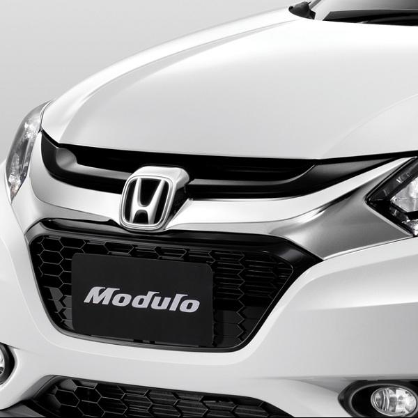 Honda HR-V 2018 กับสไตล์  Modulo