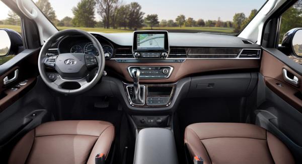 ระบบฟังก์ชั่นต่างๆของ Hyundai H1