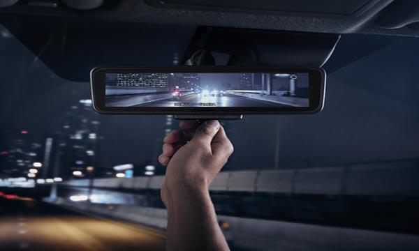 กระจกมองหลังแบบ Smart Rear View Mirror