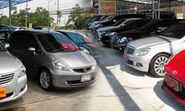 ก่อนขายรถควรสอบถามราคาจากผู้รู้เป็นอันดับแรก