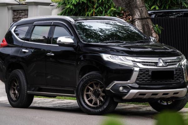 Mitsubishi Pajero Sport 2018 ยิ่งแต่ง ยิ่งมีเสนห์