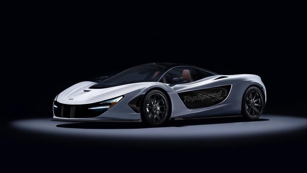 ดีไซน์ภายนอกของ 2019 McLaren BP23