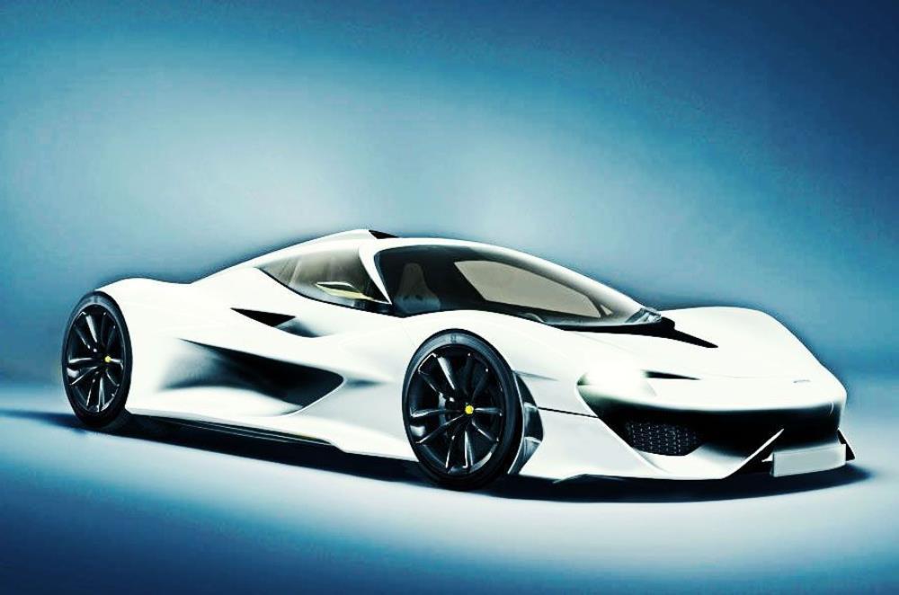 รูปทรงและการออกแบบก่อนเปิดตัว 2019 McLaren BP23  อย่างเป็นทางการ
