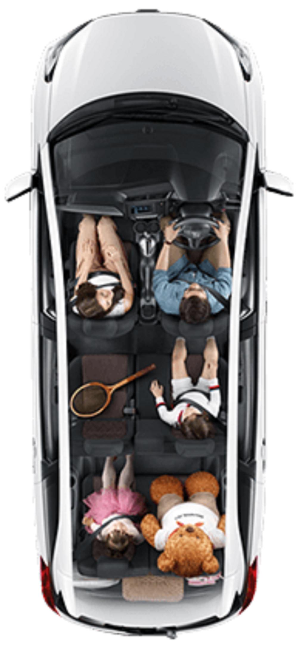 New Honda Mobilio  7 ที่นั่ง