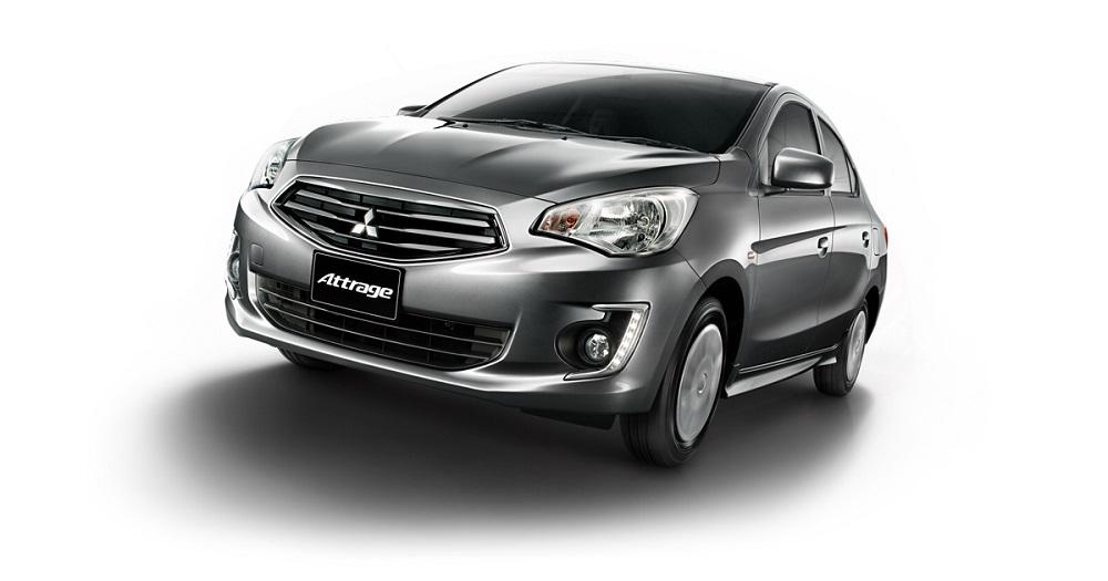 All New Mitsubishi Attrage 2018 Limited Edition
