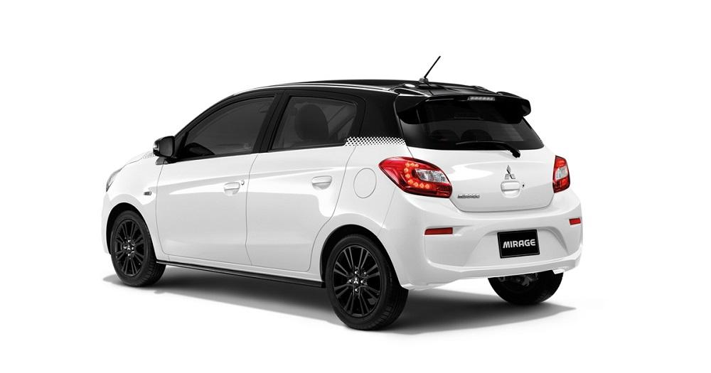 ราคา Mitsubishi Mirage 2018  Limited Edition เริ่มต้นเพียง 574,000 บาท เท่านั้น