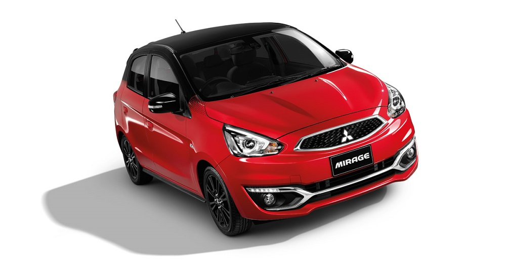 Mitsubishi Mirage 2018  Limited Edition