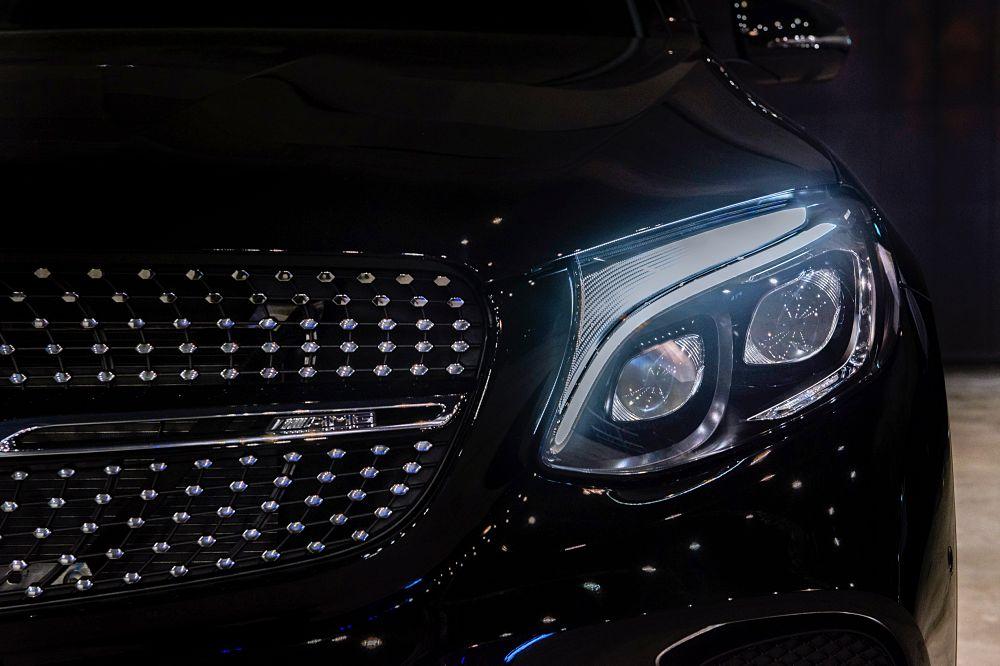 ไฟหน้าแบบ LED Intelligent Light System