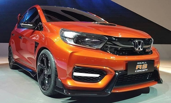 ล่าสุด Honda Brio 2018 ตัวจำหน่ายจริงก็ถูกเปิดตัวตามมาที่งาน Gaikindo Indonesia International Auto Show 2018 (GIIAS 2018)