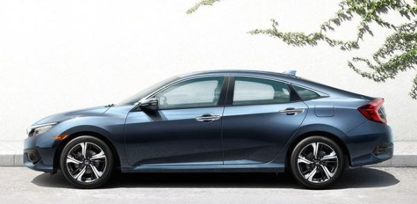 Honda Civic 2018-2019