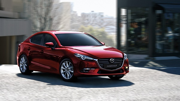 ALL NEW MAZDA 3 SKYACTIV  2018