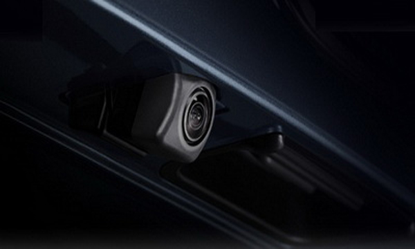 กล้องมองภาพด้านหลังสามารถปรับมุมมองได้ 3 ระดับ