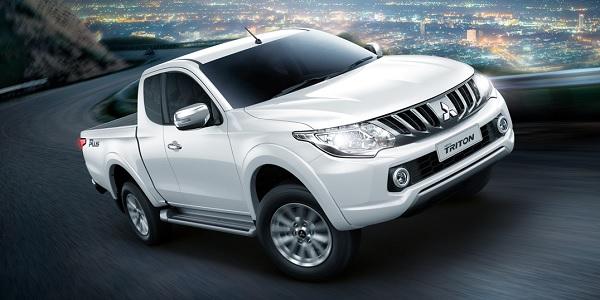 รูปลักษณ์ภายนอก Mitsubishi Triton 2018