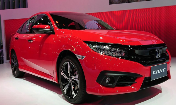 All New Honda Civic 2018