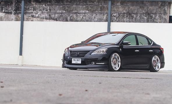 Nissan Sylphy แต่ง VIP ดูดีมีระดับโดนใจสุดๆ