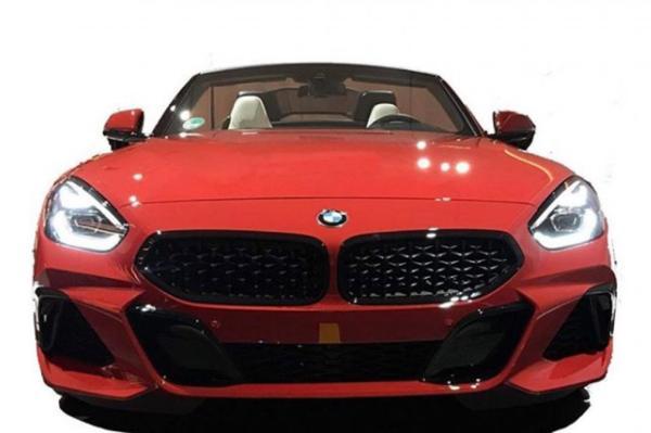เผยภาพหลุด BMW Z4 2019 ด้านหน้า