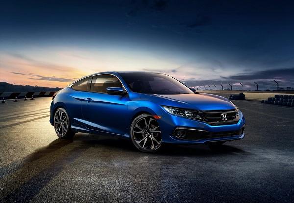 Honda Civic 2019 New Minor Changes