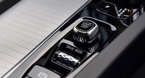 2018 Volvo XC60 push start