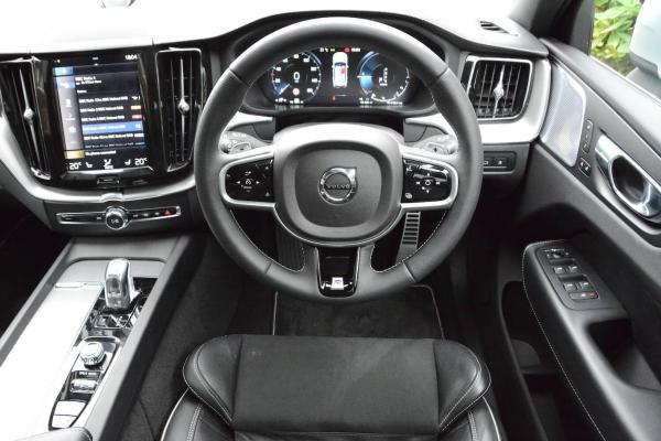 2018 Volvo XC60 ภายใน
