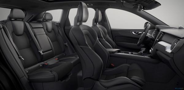 2018 Volvo XC60 เบาะนั่ง