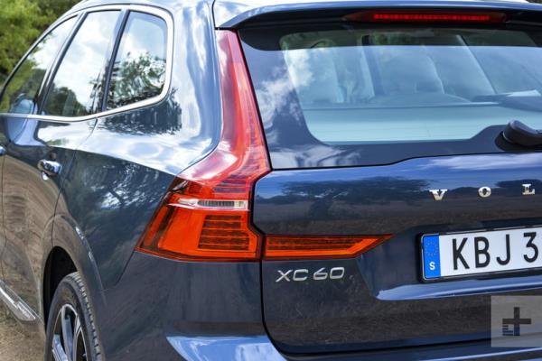 ดีไซน์ภายนอก Volvo XC60