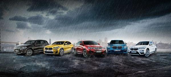 ข้อเสนอพิเศษสำหรับลูกค้า BMW