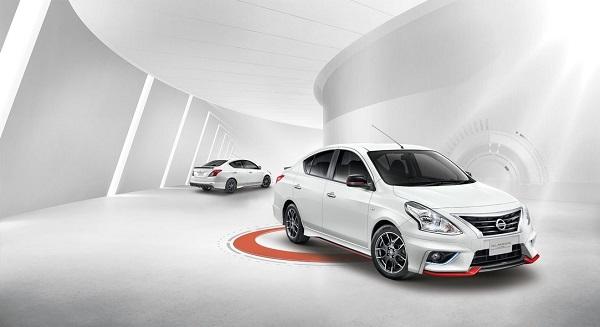 โปรโมชั่นพิเศษสุดของ Nissan Almera