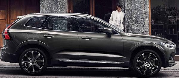 รถยนต์ Volvo XC60 2019-2020