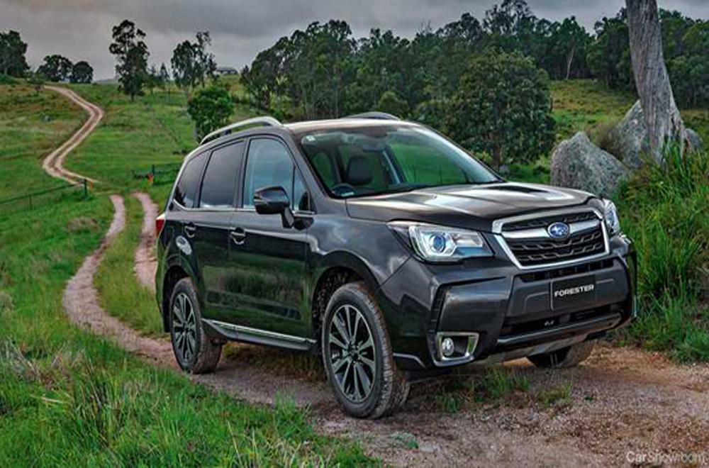 Subaru Forester โฉมใหม่สุดยอดรถ SUV สมรรถนะสูงช่วยให้ผู้ขับขี่พบอรรถรสในการขับได้อย่างสมบูรณ์แบบภายใต้ระบบขับเคลื่อน 4 ล้อ แบบ Symmetrical All Wheel Drive