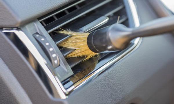 ควรดูแลความสะอาดภายในรถอยู่ตลอด