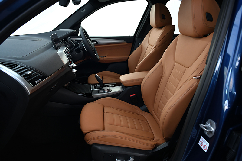 2018 BMW X3  เบาะ