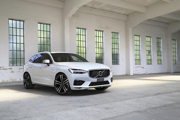 Volvo XC60 2018 กับชุดแต่ง HEICO