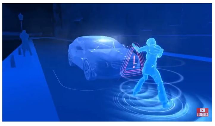 2018 Volvo XC60 ระบบความปลอดภัย