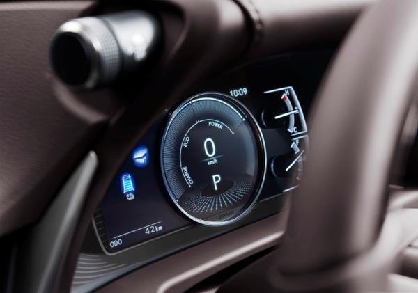 อุปกรณ์อำนวยความสะดวกที่มาพร้อมกับ Lexus ES300h 2018